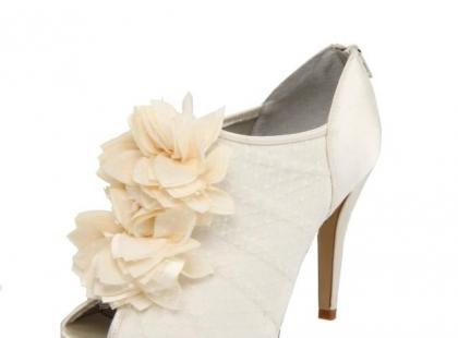 Kolekcja butów ślubnych Menbur 2012
