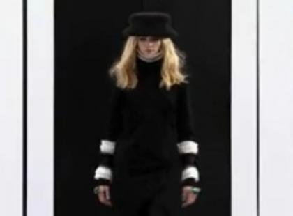 Kolekcja Chanel jesień/zima 2009/2010