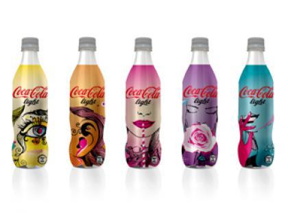 Kolekcja... Coca-Coli Light dla kobiet