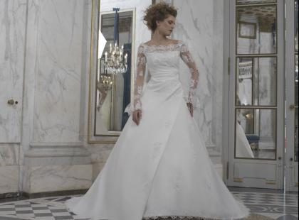 Kolekcja Collector - suknie ślubne