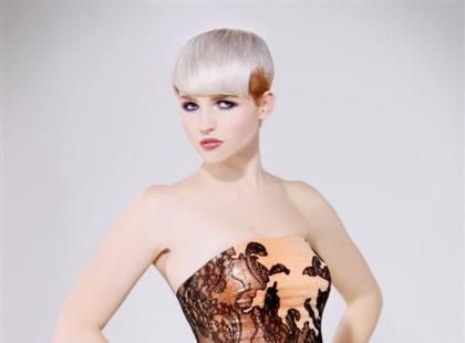 Kolekcja Contradiction 2010 - najnowsze stylizacje włosów