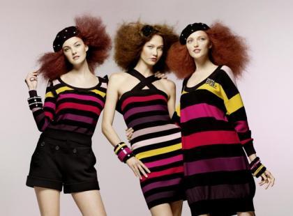 Kolekcja dzianinowa Sonia Rykiel pour H&M