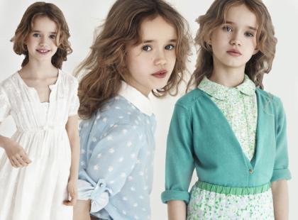 Kolekcja dziecięca marki Zara