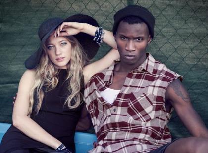 Kolekcja festiwalowa H&M - lato 2013