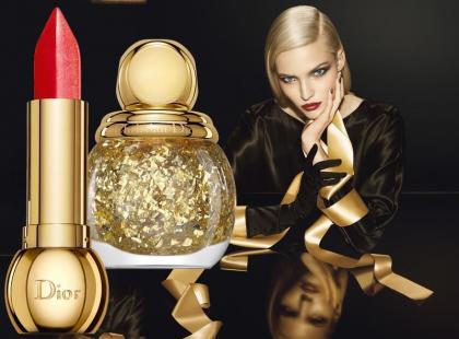 Kolekcja Golden Shock Diora na Święta 2014