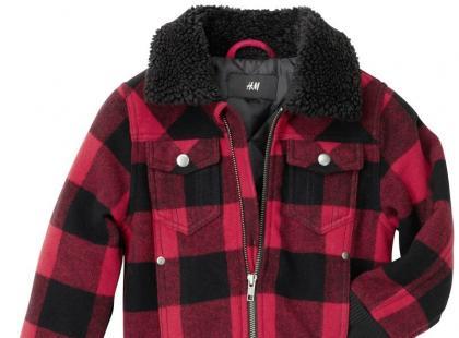 Kolekcja H&M dla dzieci na jesień i zimę 2010/2011
