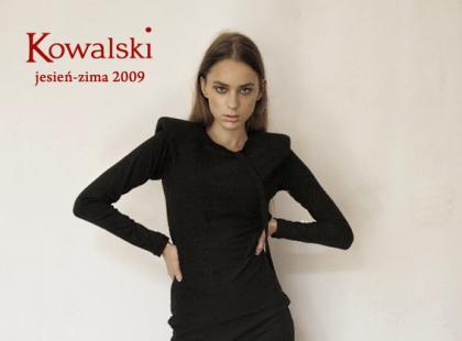 Kolekcja Kowalskiego - jesień-zima 09/10