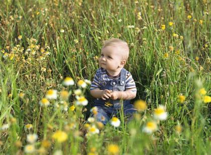 Kolekcja letniej odzieży dla niemowląt Cubus