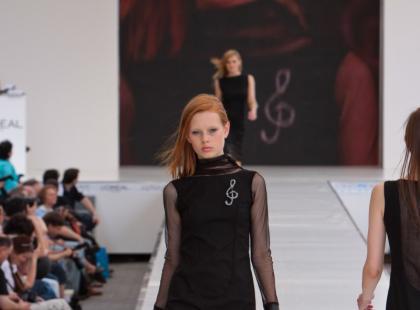 Kolekcja Magdaleny Kowalczyk na WFS'09