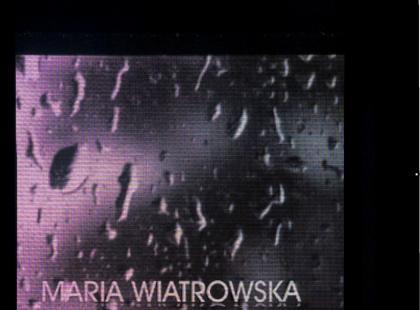 Kolekcja Marii Wiatrowskiej na Fashion Week Poland 2009