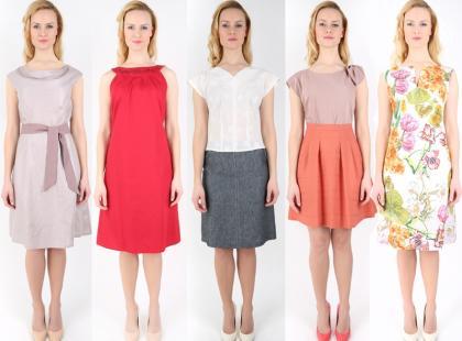 Kolekcja marki La Robe na sezon wiosna-lato 2013