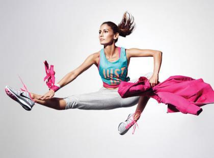 Kolekcja Nike na wiosnę i lato 2013