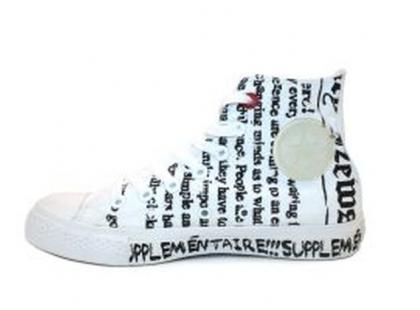 Kolekcja obuwia Converse wiosna-lato 2009