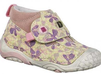 Kolekcja obuwia dziecięcego Bartek wiosna-lato2009