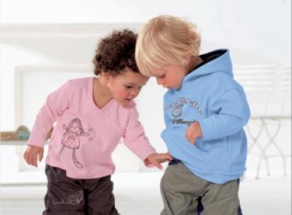 Kolekcja odzieży niemowlęcej Quelle