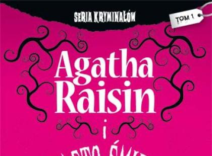 """Kolekcja powieści kryminalnych """"Agatha Raisin"""""""