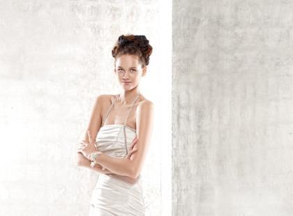 Kolekcja Preat a Porter - suknie ślubne na wiosnę i lato 2010