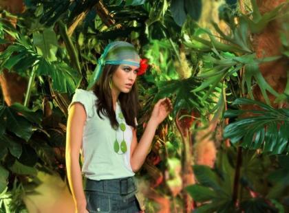 Kolekcja spódnic Makalu lato 2008