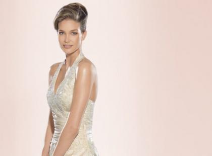 Kolekcja sukien ślubnych Atelier Diagonal wiosna/lato 2010