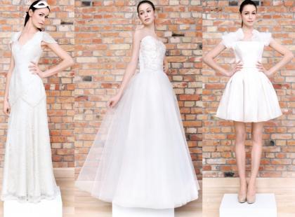 Kolekcja sukien ślubnych Bizuu