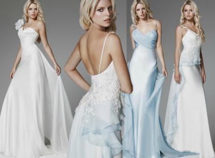 Kolekcja sukien ślubnych Blumarine na lato 2013
