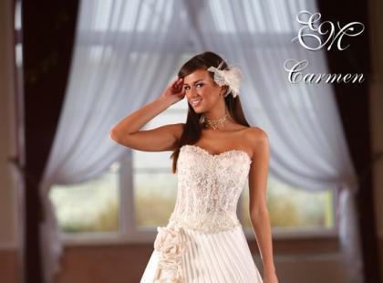 Kolekcja sukien ślubnych Emmi Mariage 2009