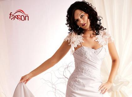 Kolekcja sukni ślubnych Brilliant marki Fasson