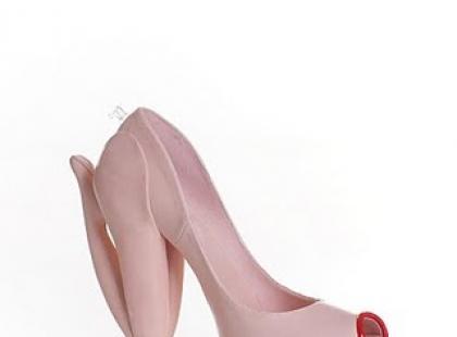 Kolekcja szalonego obuwia Kobi Levi