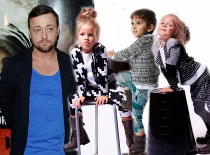 Kolekcja ubrań dla dzieci Czesiociuch by Czesław Mozil!