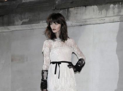 """Kolekcja """"White"""" - suknie Gosi Baczyńskiej"""