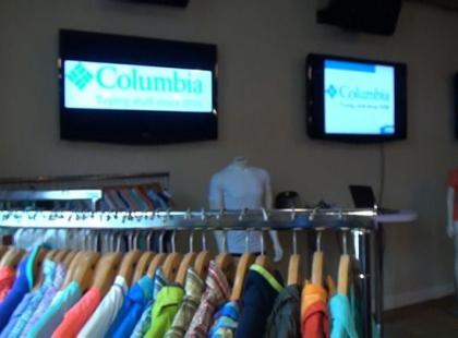Kolekcja wiosna/lato 2013 marki Columbia