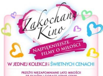 Kolekcja ZAKOCHANE KINO już na DVD!