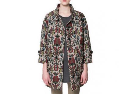 Kolekcja Zara na wiosnę 2013