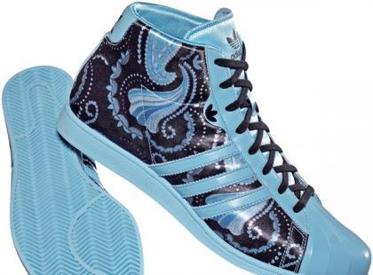 Kolekcja zimowa Adidas Sleek Series