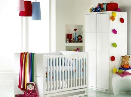 Kolor w pokoju dziecka