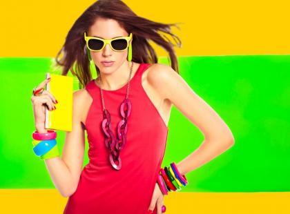 Kolorowe dodatki Bijou Brigitte na lato 2012