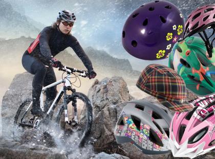 Kolorowe i nietypowe kaski rowerowe dla dorosłych [zestawienie]