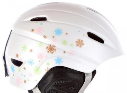 Kolorowe kaski narciarskie na sezon 2011/2012