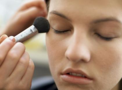 Kolorowe pomyłki w makijażu