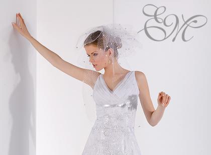 Kolorowe suknie ślubne Emmi Mirage