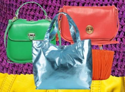 Kolorowe torby na lato 2011