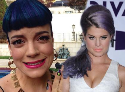 Kolorowe włosy - hit karnawału