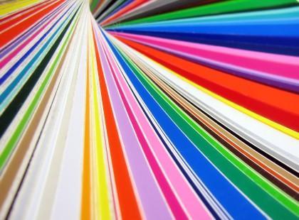 Kolorowy zawrót głowy - o barwach w naszym życiu