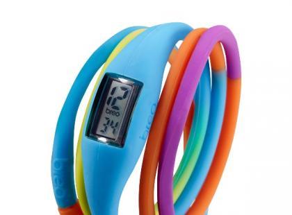 Kolorowy zegarek - Breo