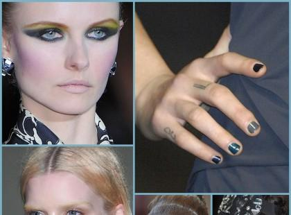 Kolory na jesień - nowe trendy w makijażu
