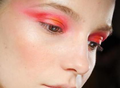 Kolory oka na jesień