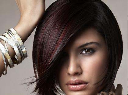 Kolory włosów na jesień 2010