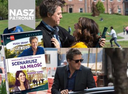 """Komedia romantyczna """"Scenariusz na miłość"""" z Hugh Grantem już na DVD!"""