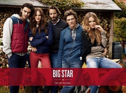 Komfort w symbiozie z naturą... czyli jesienna odsłona Big Star