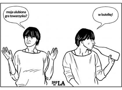 Komiksy o kobietach, niezupełnie superbohaterkach - PaplaLAla